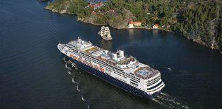 Cruise Baltic Baltic Sea Sweden Stockholm