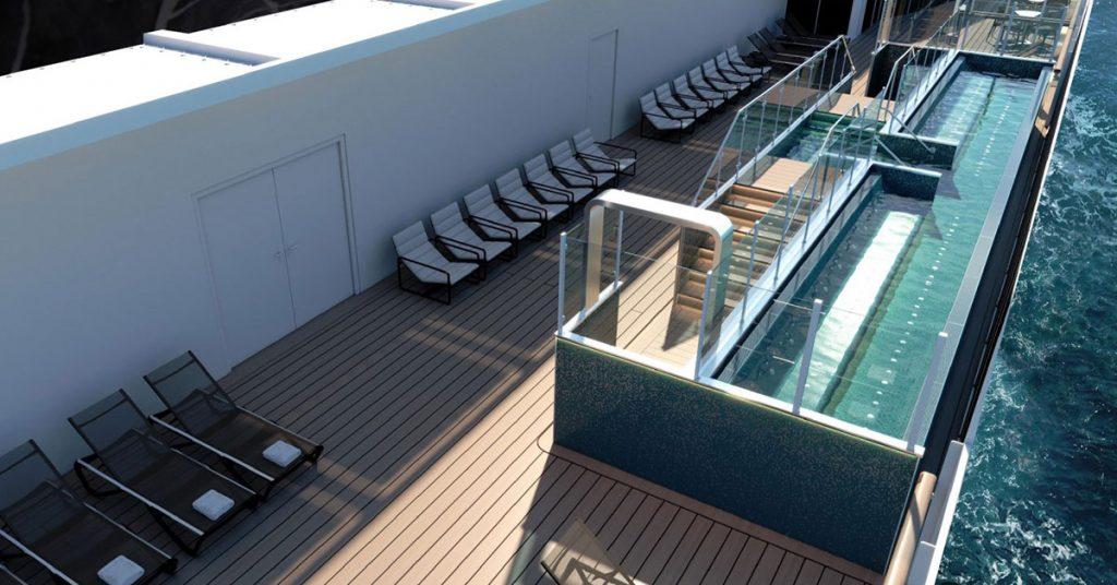 MSC Cruises MSC Seashore Infinity Whirlpool