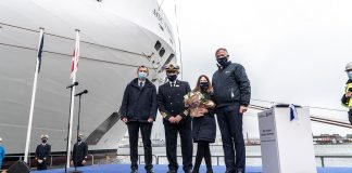 MSC Cruises MSC Virtuosa Delivery Credit Ivan Sarfatti