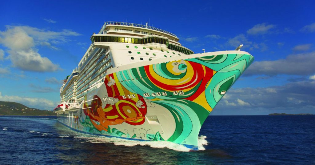Norwegian Cruises Getaway