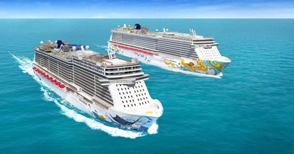 Norwegian Cruises Getaway and Escape