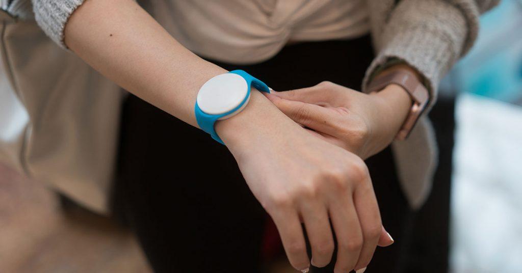 Royal Caribbean Quantum of the Seas Singapore wrist tracker