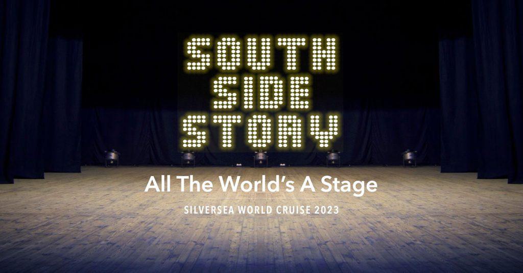 Silversea Cruises World Cruise 2023 Hero