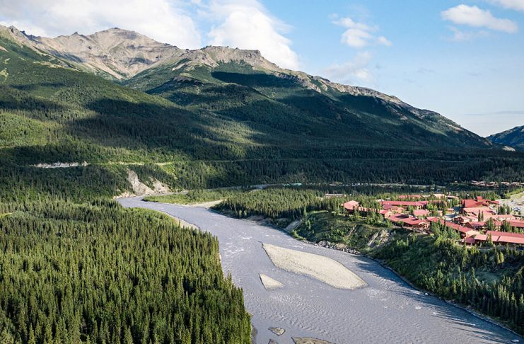 Alaska PRINCESS DENALI LODGE