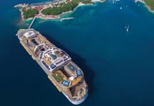 Allure of the Seas Labadee Royal Caribbean