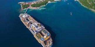 Allure of the Seas Labadee Royal Caribbean
