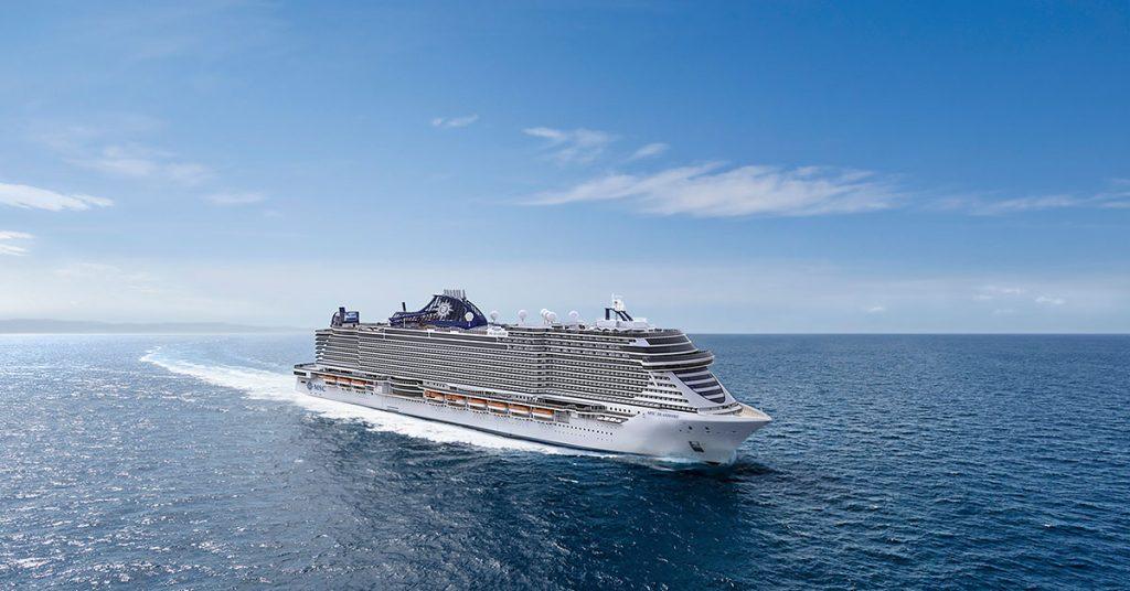 MSC Cruises Yacht Club Seashore