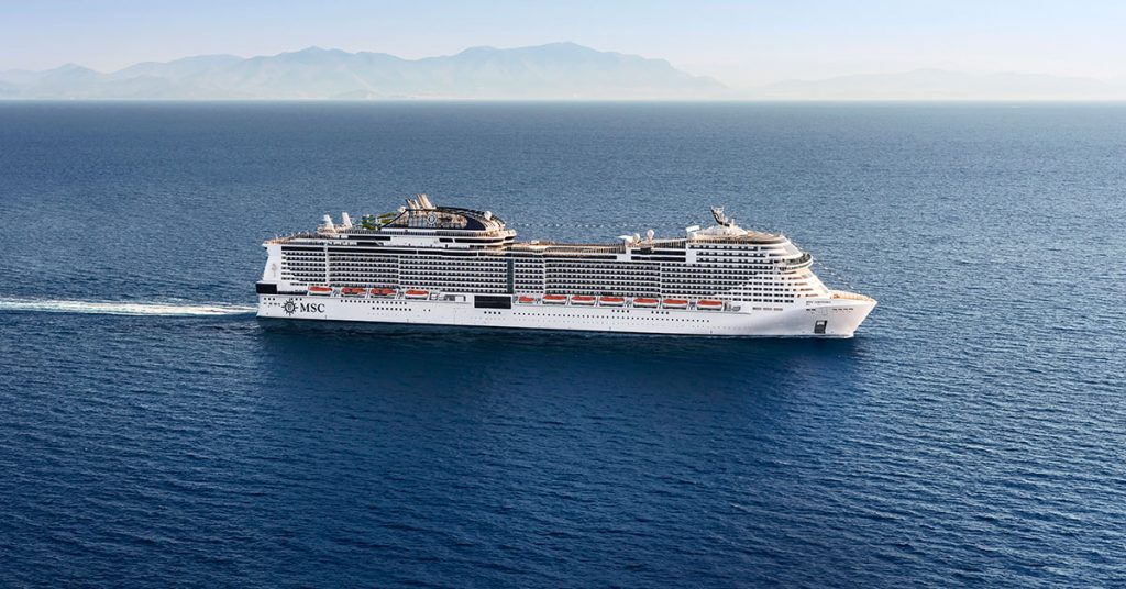 MSC Cruises MSC-VIRTUOSA