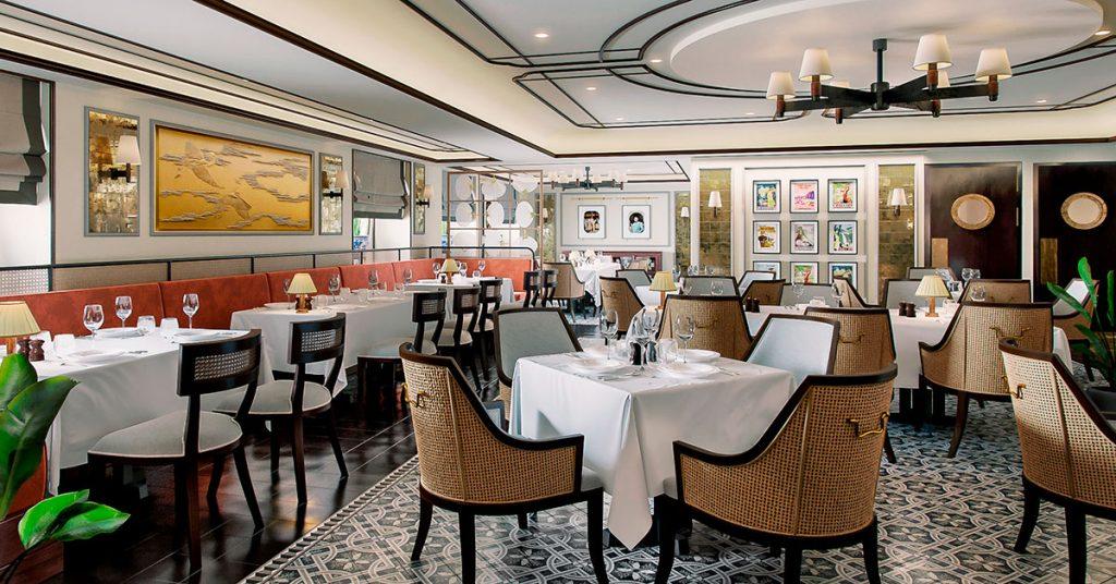 MSC VIRTUOSA Indochine Restaurant