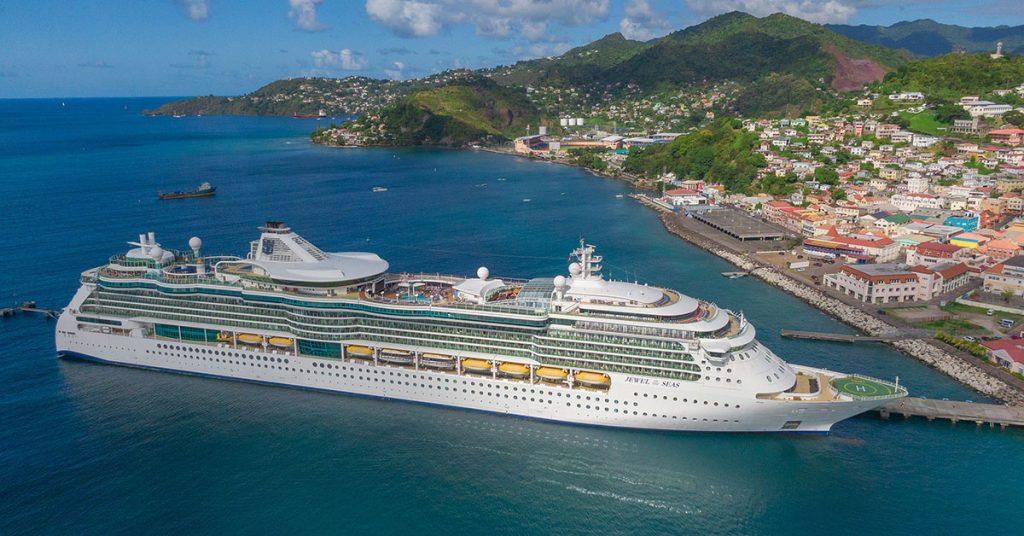 Royal Caribbean Jewel of the Seas Grenada