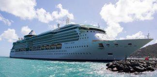 Royal Caribbean Jewel of the Seas TORTOLA