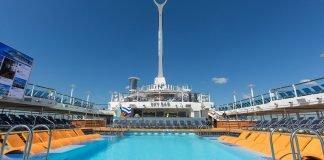 Royal Caribbean Sky Bar