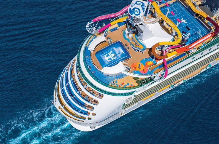 Royal Caribbean West Coast Adventures