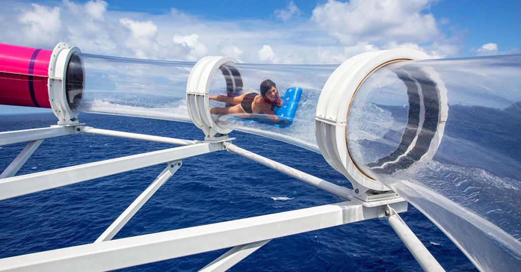 Royal Caribbean West Coast Adventures Riptide