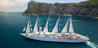 Windstar Cruises Wind Surf Capri