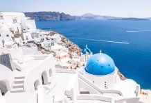 AIDA cruises new sailings famous-greek-island-santorini
