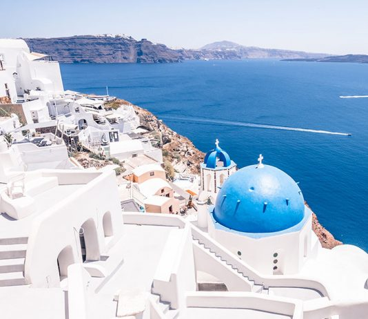 AIDA cruises new sailings famous-greek-island-santorini