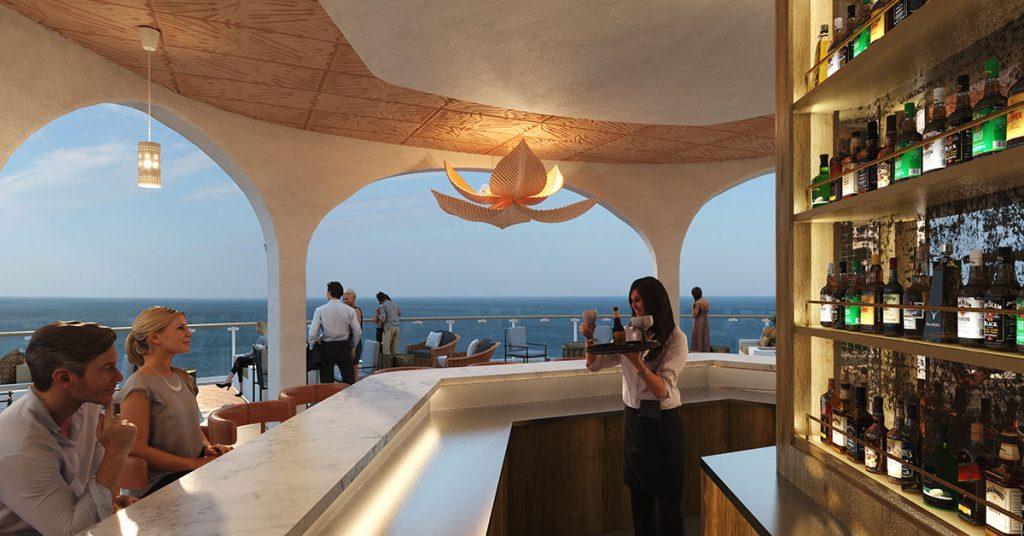 Celebrity Cruises Beyond BY Sunset Bar 2
