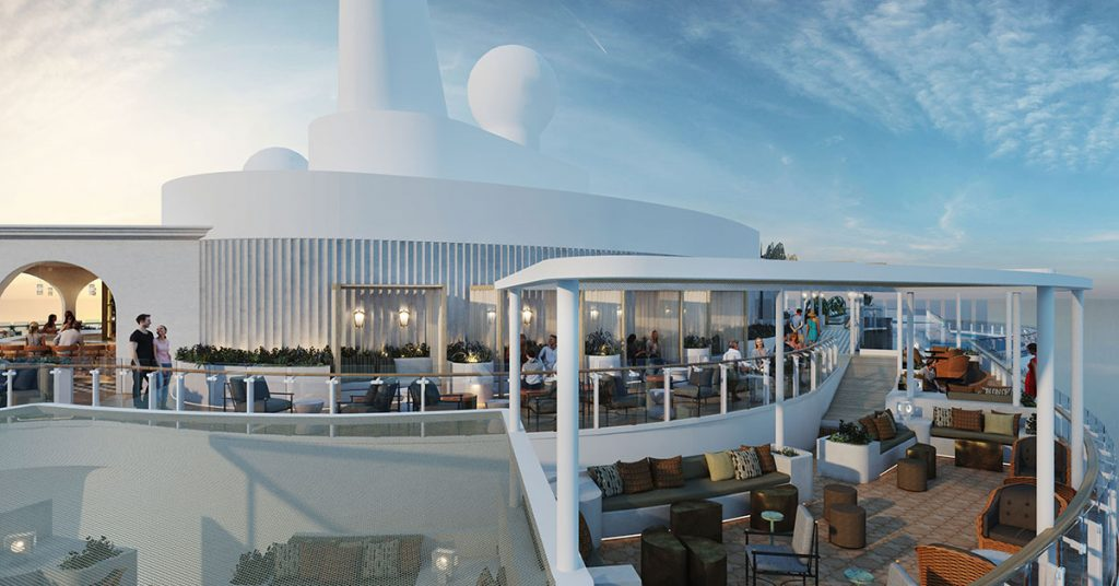 Celebrity Cruises Beyond BY_Sunset Bar