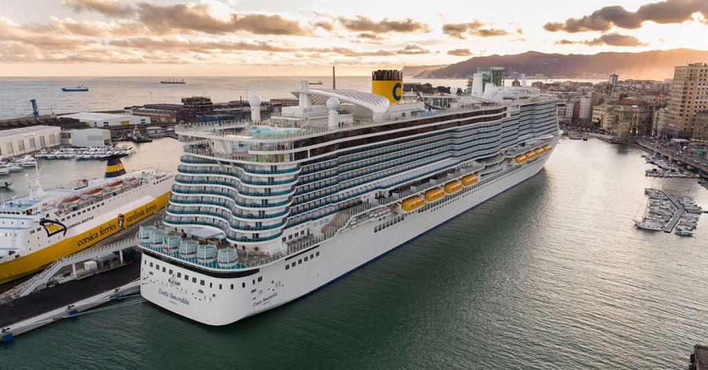 Costa Cruises Costa Smeralda Savona
