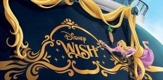 Disney Cruise Disney Wish Stern