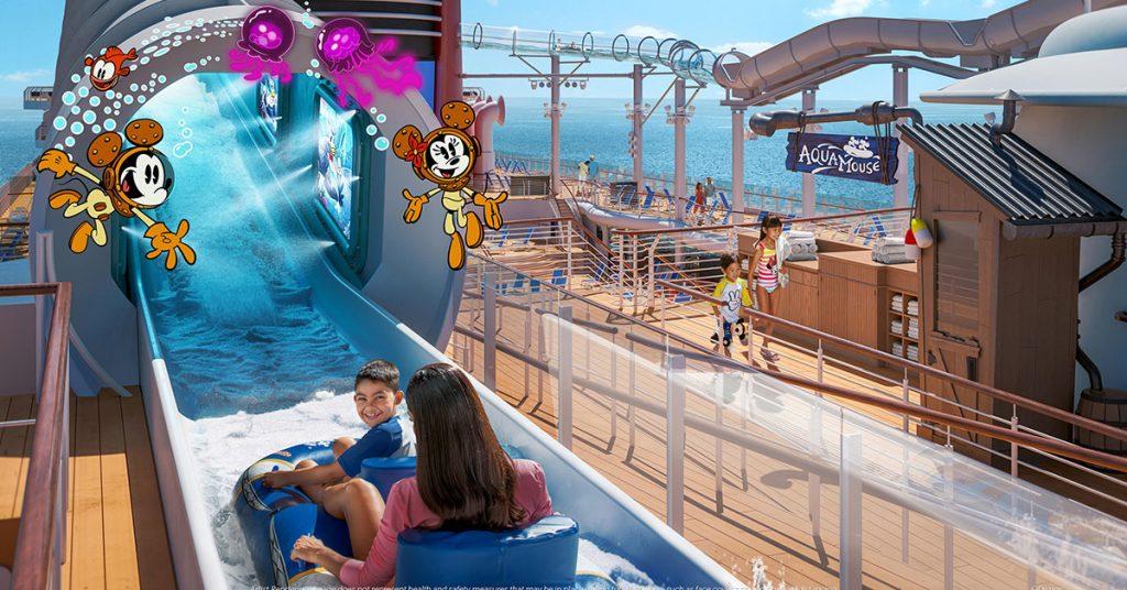Disney Wish AquaMouse