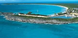 Half Moon Cay Holland America