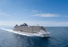 MSC Cruises MSC Seashore