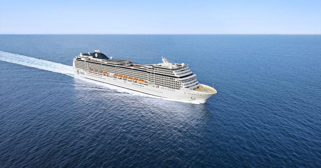 MSC Cruises MSC Magnifica