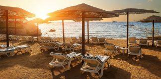 MSC Magnifica Beach of Red Sea