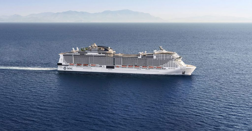 MSC Virtuosa MSC Cruises
