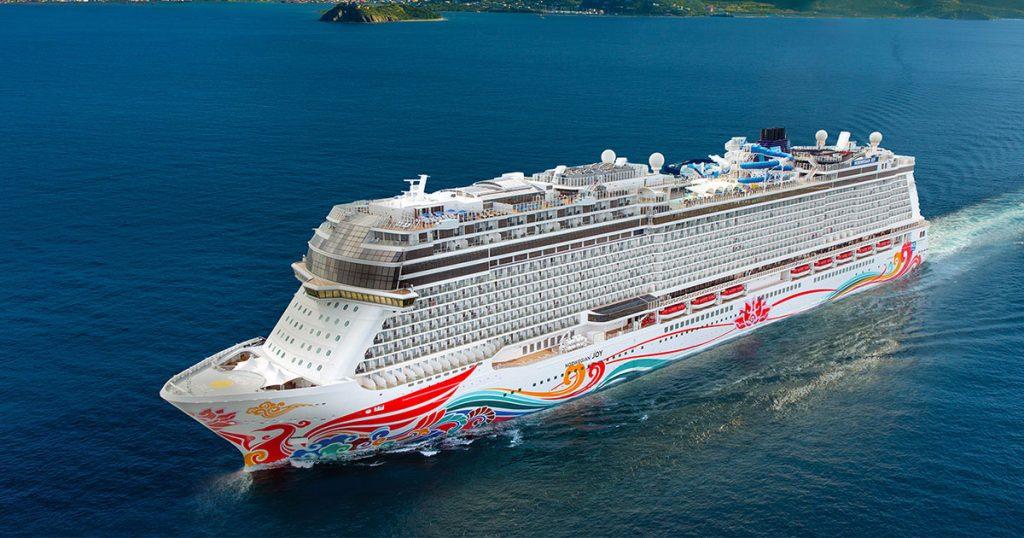 Norwegian Cruise Norwegian Joy