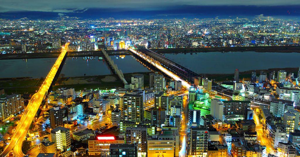 Princess Cruises Osaka Japan