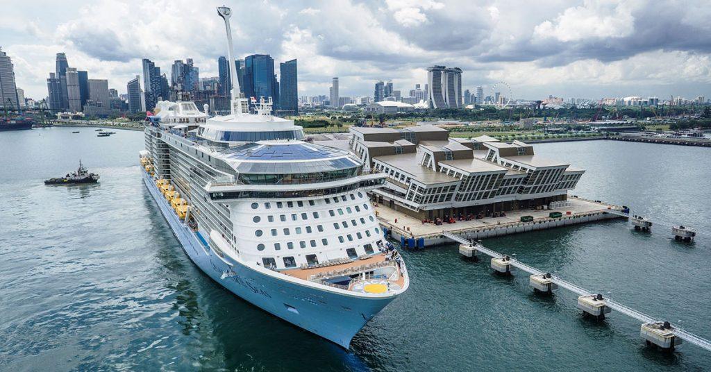 Royal Caribbean Quantum of the Seas Singapore