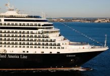 Holland America Cruises Eurodam