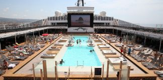 MSC Cruises Health and Safety Pools