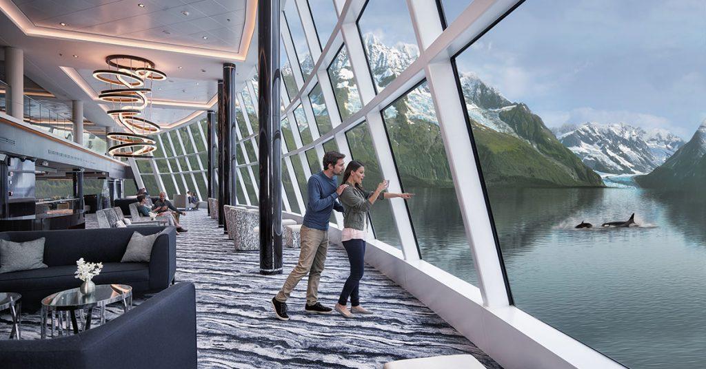Norwegian Cruise-Norwegian Bliss-Alaska