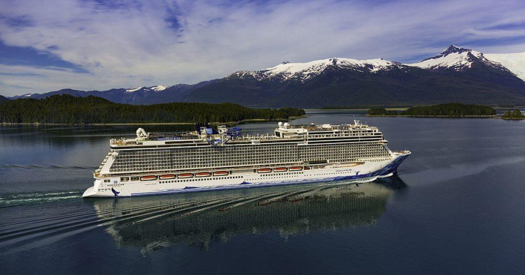 Norwegian Cruise-Norwegian Bliss-Endicott arm Alaska
