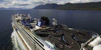 Norwegian Cruise-Norwegian Bliss Ketchikan Alaska