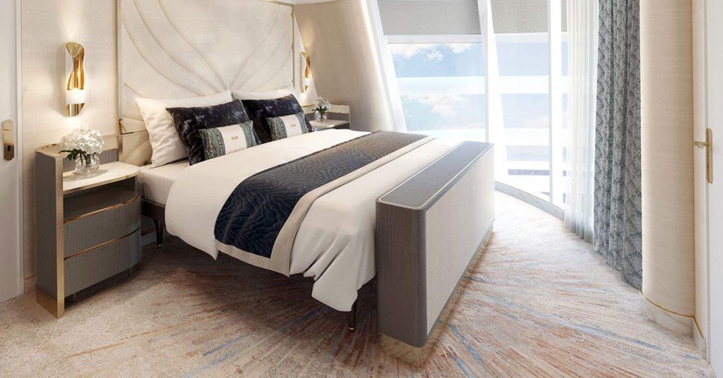Wish Tower Suite Main Bedroom