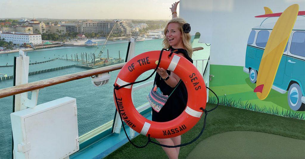 Adventure of the Seas Sheri