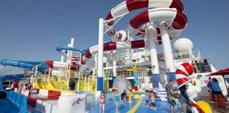Carnival Cruise Carnival Horizon Dr Seuss Water