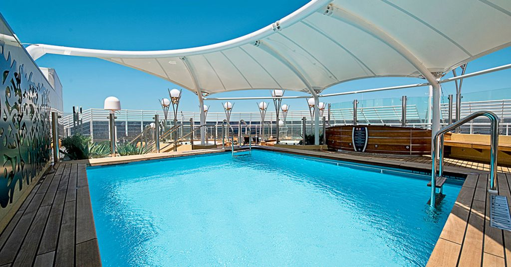 MSC Splendida Yacht Club MSC Cruises
