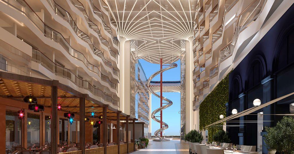 MSC World Europa 104-metre-long-promenade-is-half-open-with-breath-taking-ocean-views