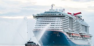 Mardi Gras Carnival Cruise