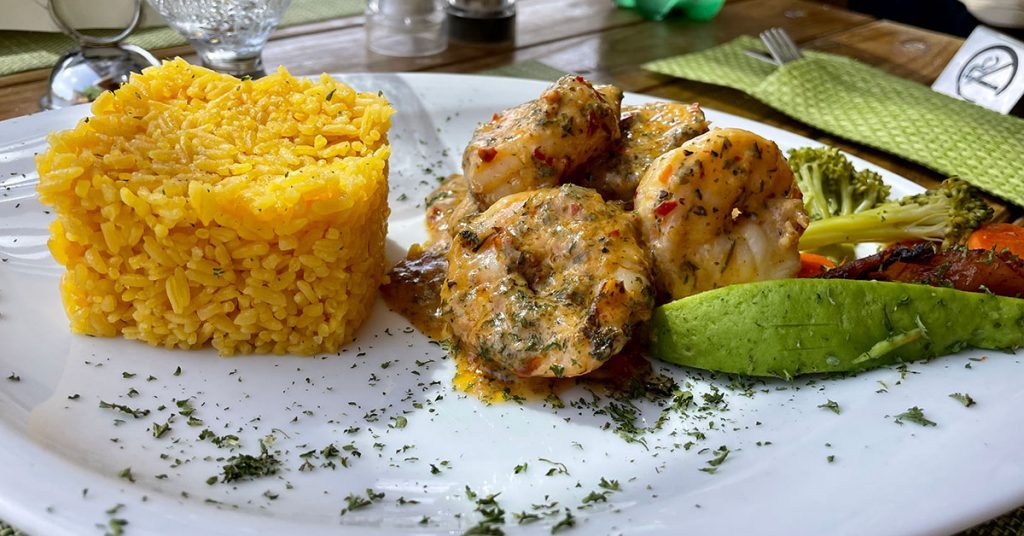 St. Maarten Food