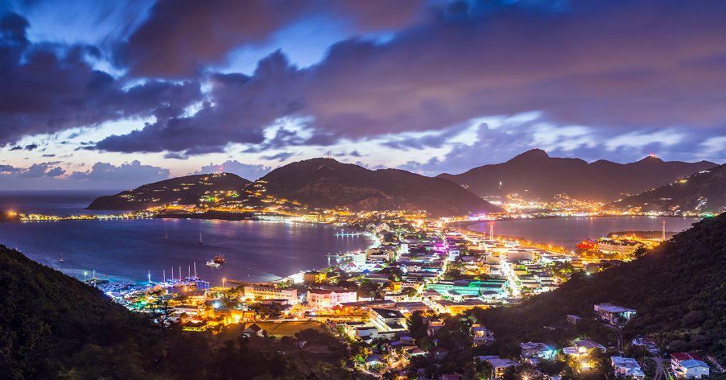 Philispburg St. Maarten Dutch Antilles
