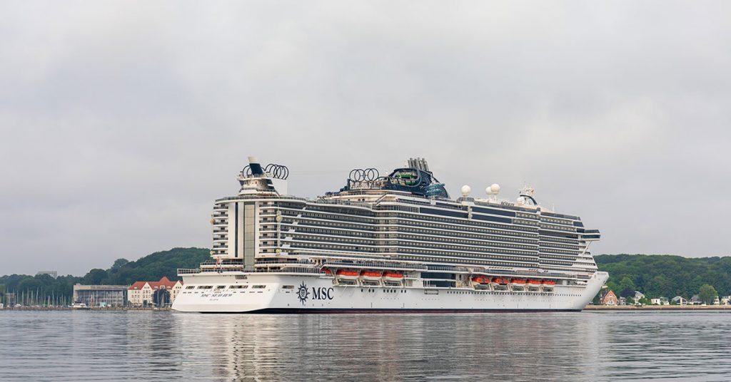 MSC Cruises Seaside Erpinar