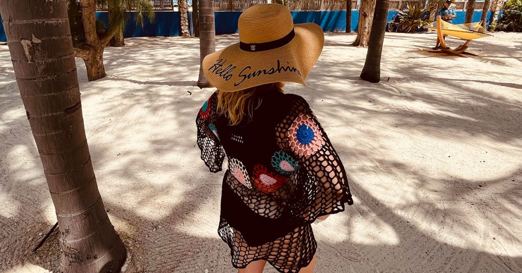 Caribbean Cruise Packing - Coco-Cay-Cover-UP