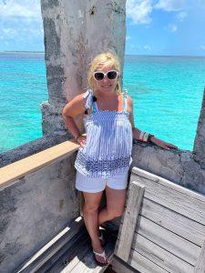 Caribbean Cruise Packing - white-shorts